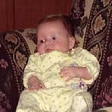 Baby Natalie