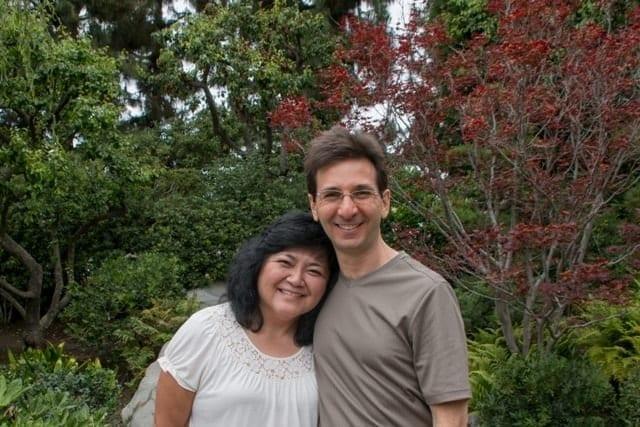 Karen and Andy