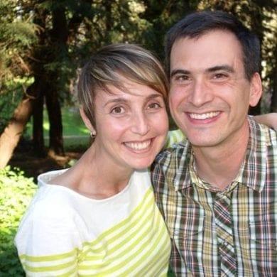 Sarah and Mark