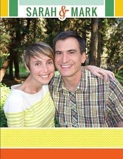 Sarah and Mark Profile Cover
