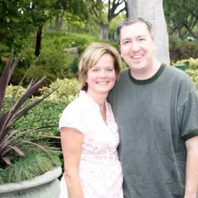 Dan and Lisa