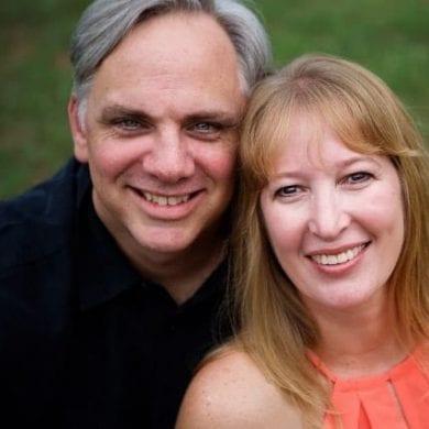 Jeff and Stephanie