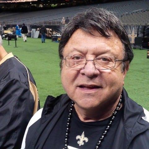 Sydney saints pregame field
