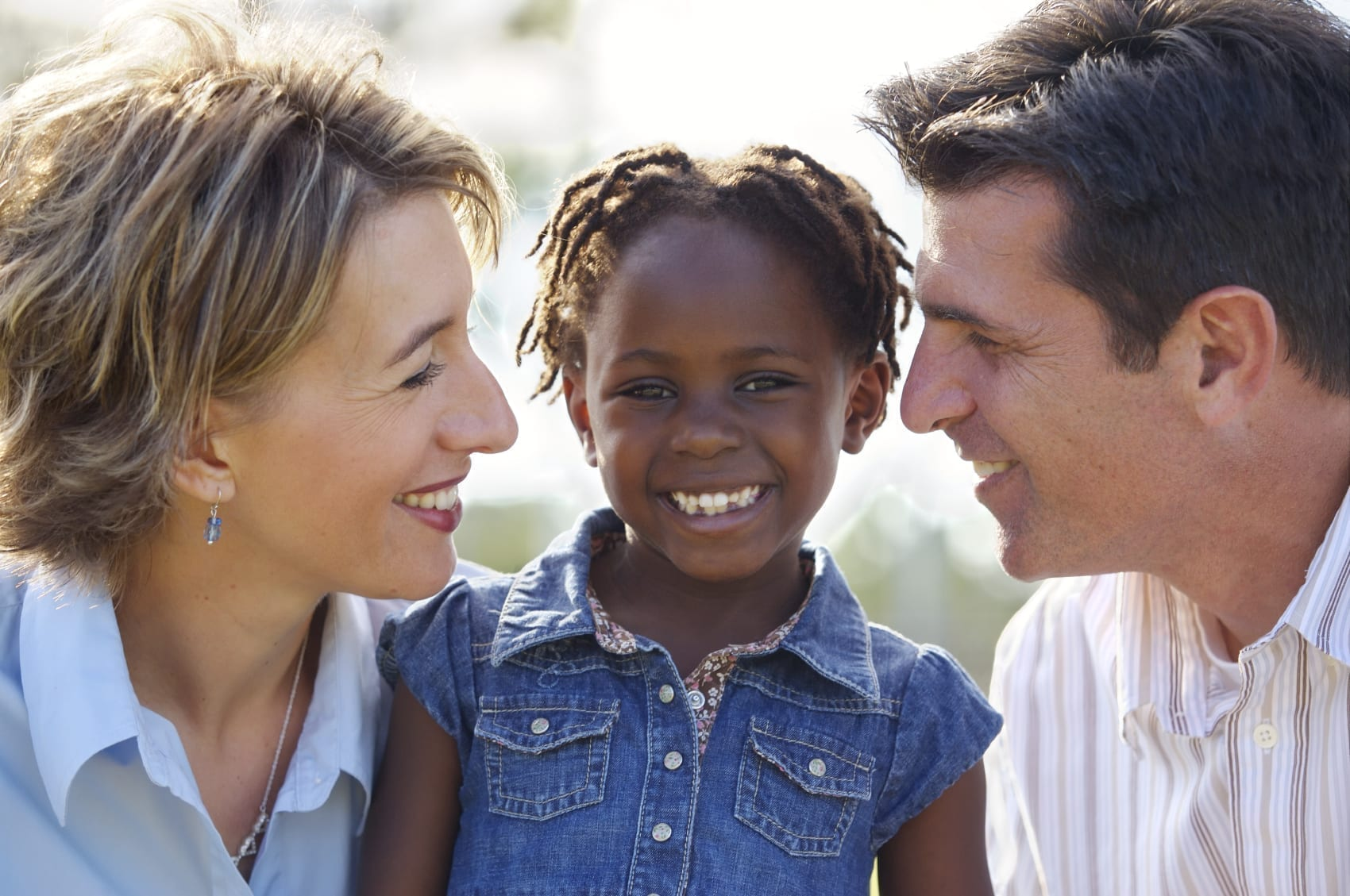 Transracial Parenting