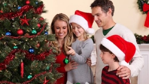 Forming Family Bonds Through Holiday Traditions