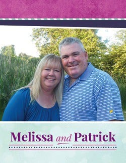 Melissa and Patrick