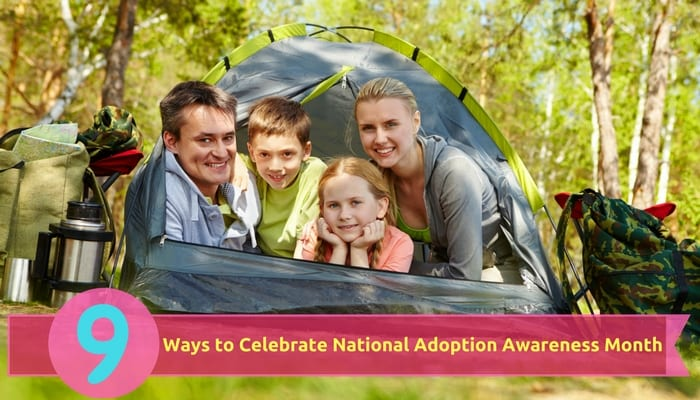 National Adoption Awareness Month