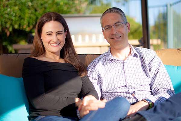 Anna and Donovan