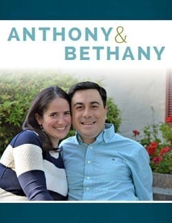 Anthony and Bethany