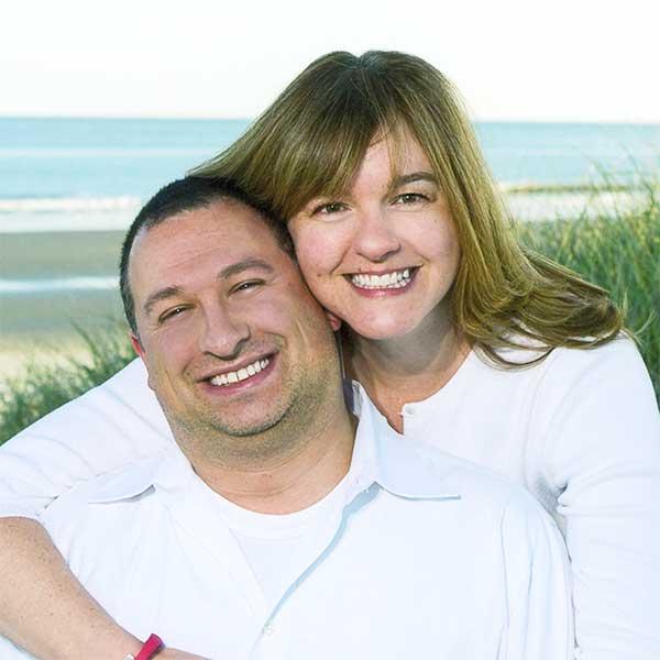 Dan and Angela