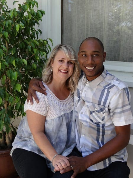 Andrea and Antwon