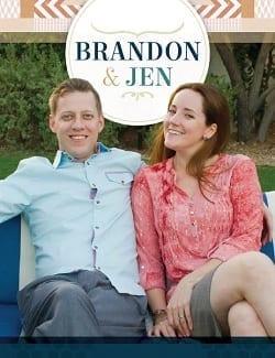 Brandon and Jen
