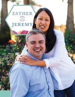 Esther and Jeremy