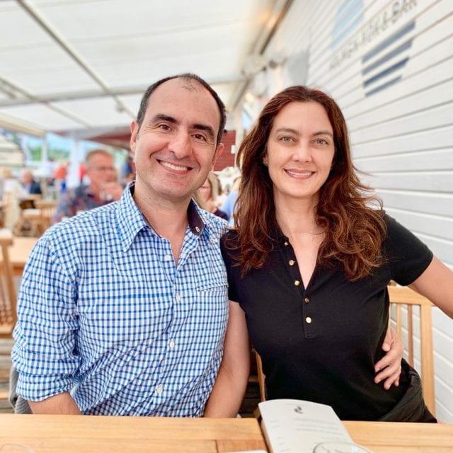 Mark and Melissa