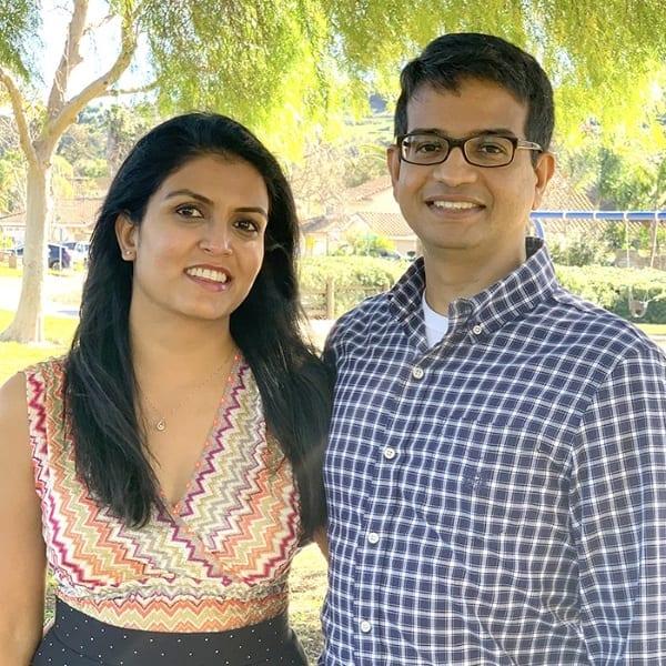 Vijay and Ritu