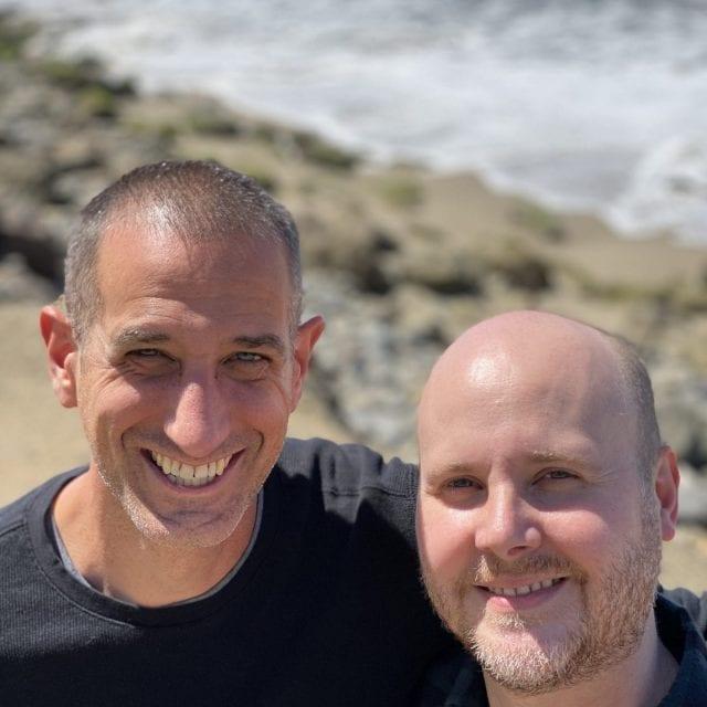 Michael and Ryan