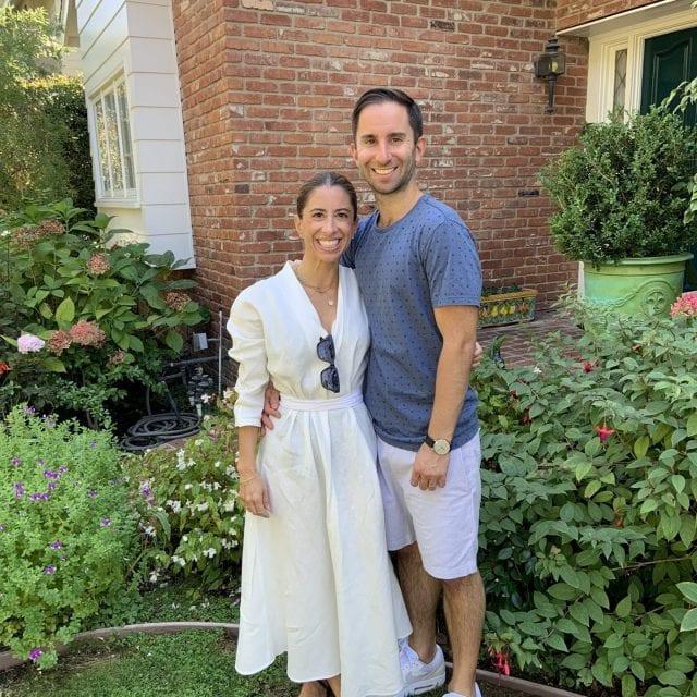 Seth and Rebecca