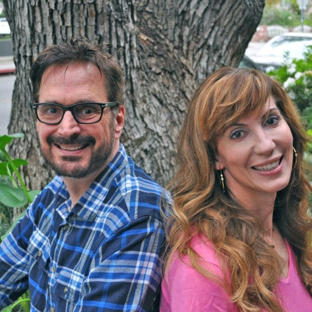 Barb and Brent