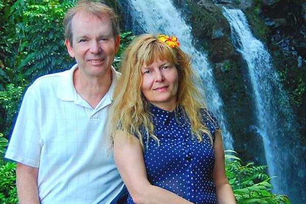 Bob and Irina