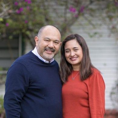 Eric and Gloria
