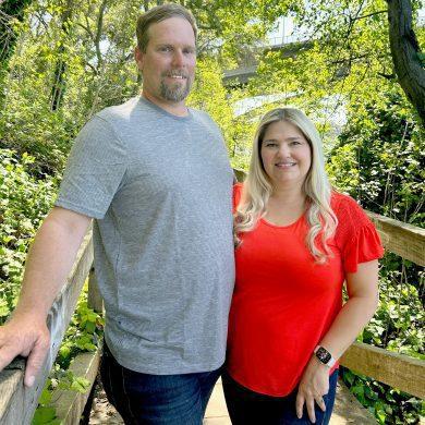 Tara and Mark