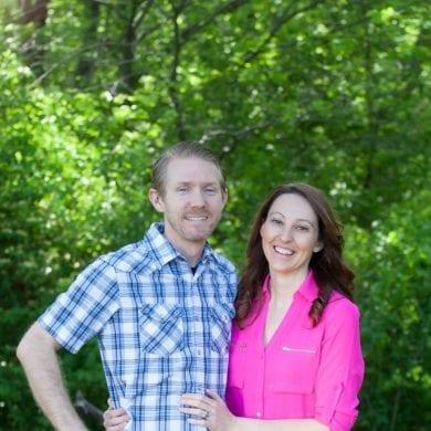 Jason and Tiffany