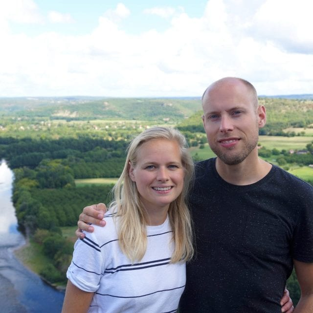 Nathalie and Jelle