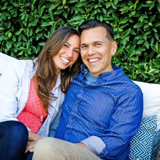 Danielle and Kris