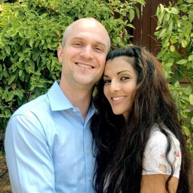 Juliana and Kyle