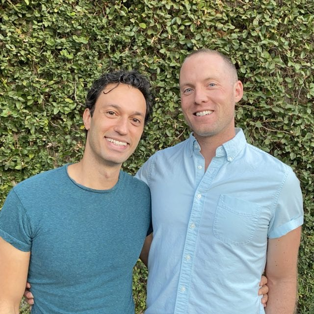 Eddie and Tim