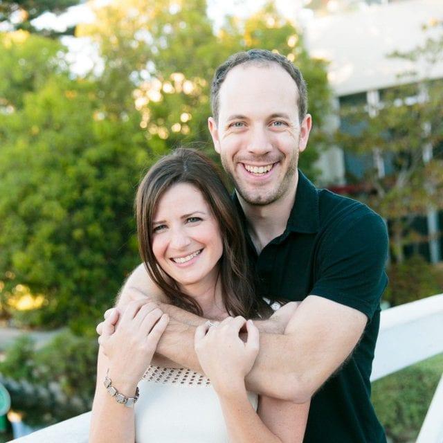 Jamie and Izzy