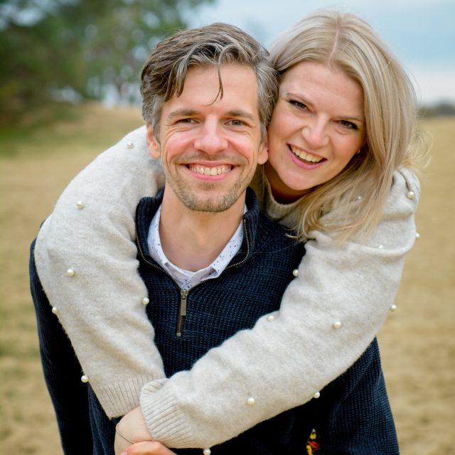 Natasja and Alexander