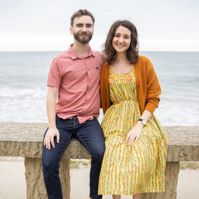 Anahita and Daniel