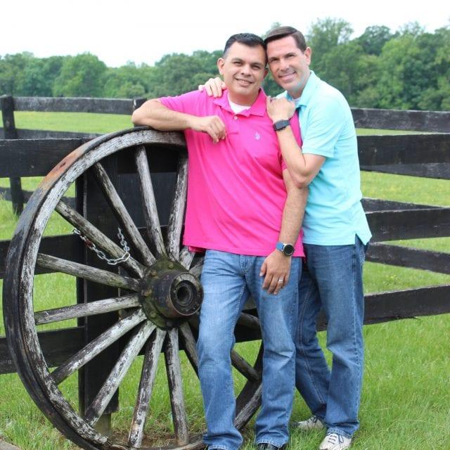 Daren and Kyle