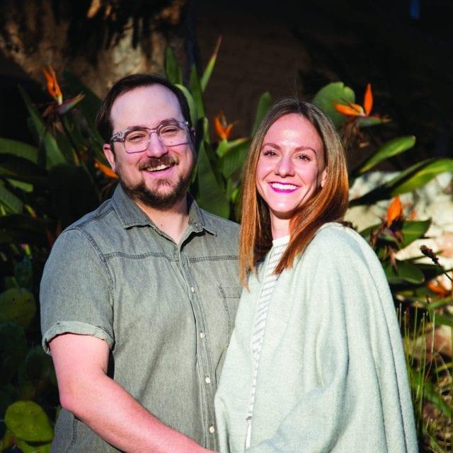 Joe and Kathryn