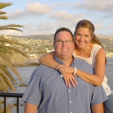 John and Melissa