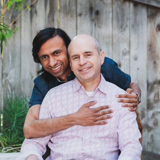 Piyush and Richard