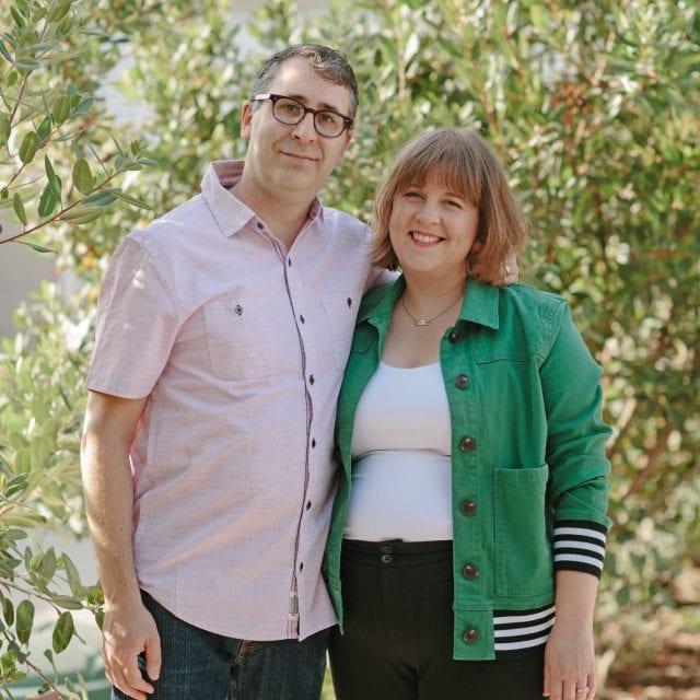 Jason and Katie