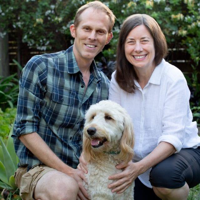 Jen and Tim