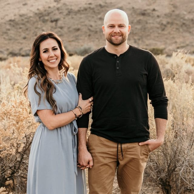 Liz and Adam