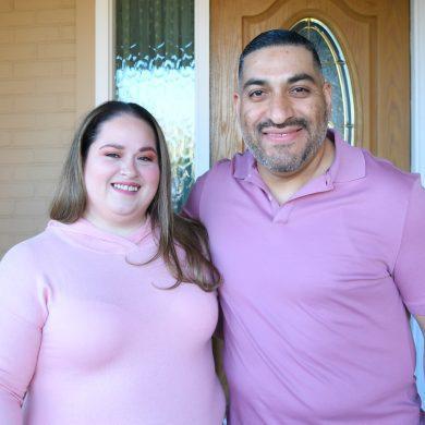 Jessica and Jose