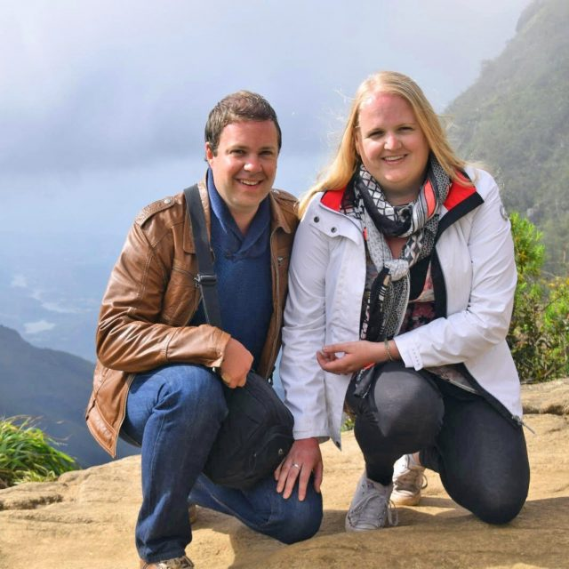 Remco and Anne-Chris