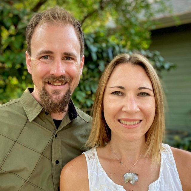 Brianne and Brian