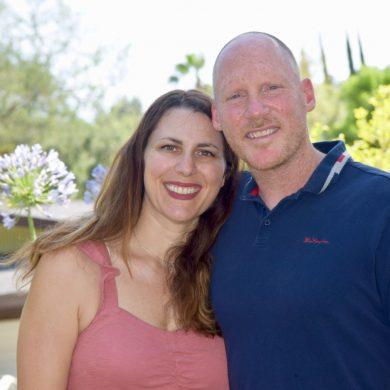 Tamara and Steve