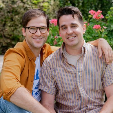 Jordan and Anthony