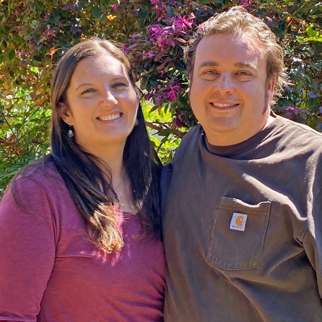 Kristin and Rob